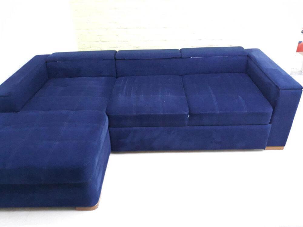 Чистий диван до чистки