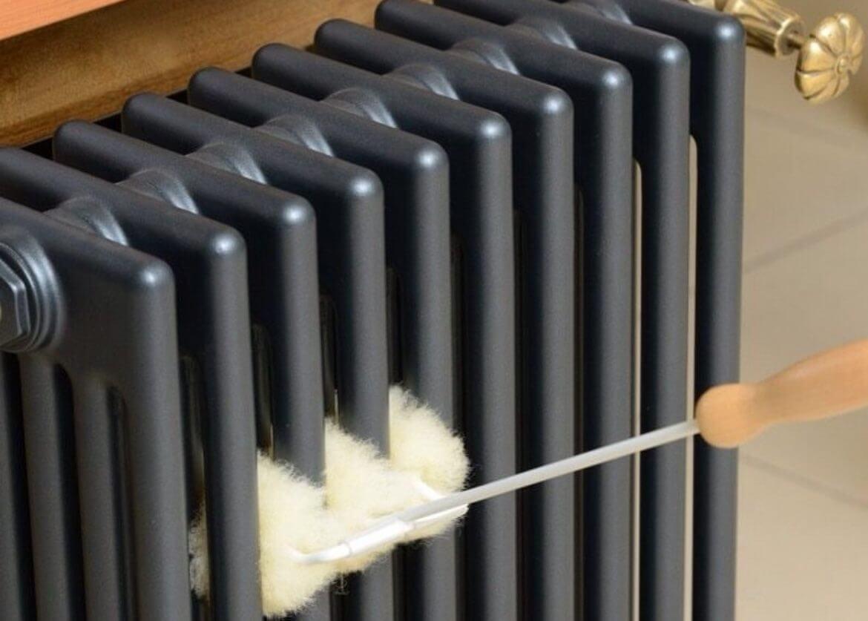 средства для чистки радиатора отопления
